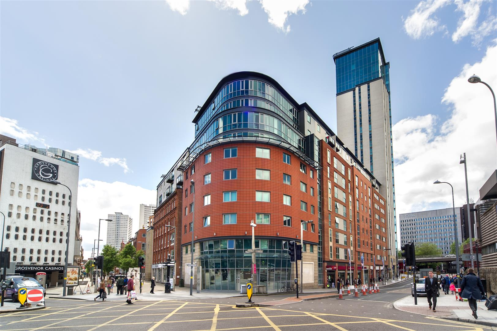 2 Bedrooms Apartment Flat for sale in Orion Building, 90 Navigation Street, Birmingham